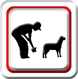 Dog Gone It Yard Duty Logo